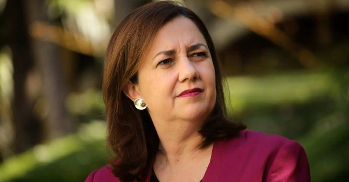 Queensland to prepare for elections amid coronavirus tensions Annastacia-Palaszczuk
